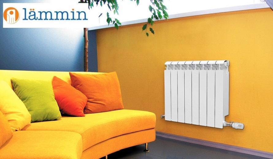 биметаллические радиаторы отопления для квартиры